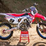 Honda 450 Justin Barcia – MXoN