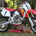 1996 CR250 – McGrath Replica