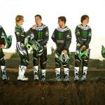 Monster Energy/Pro Circuit Kawasaki PhotoShoot