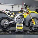 Lance Coury's FMX RMZ450