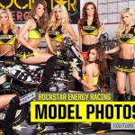 Rockstar Energy Racing – Model Photoshoot