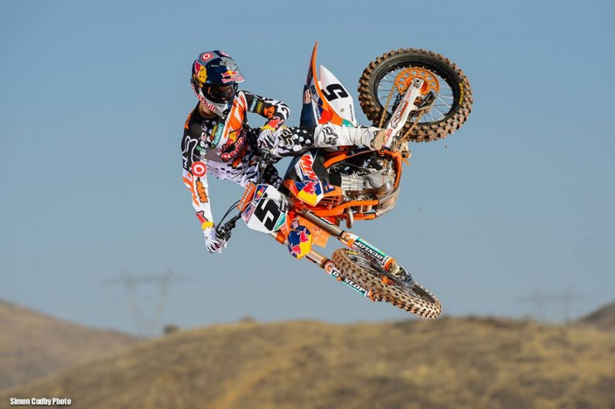 2014 Red Bull Ktm Factory Team Photo Shoot Blockpassmx