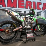 Inside the Pro's Bikes: Chad Reed – KX450F