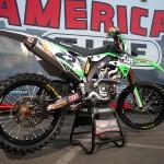 Inside the Pro's Bikes: Chad Reed – KX450F
