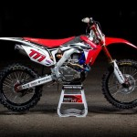 2014 Team Honda HRC World Motocross