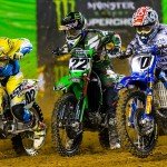 AMA SUPERCROSS 2014: San Diego