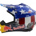 Troy Lee Designs/Malcolm Stewart Daytona Helmet