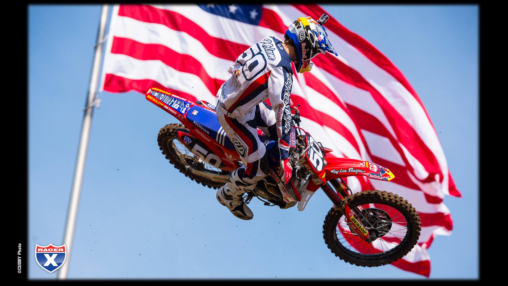troy lee designs celebrates independence day at red bud
