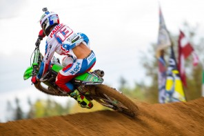 Team France Victory at Motocross of Nations 2014