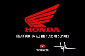 Troy Lee Designs – Thank You Honda For 11 Years of Support