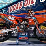 TroyLee/Lucas Oil KTM Team Intro 2015
