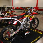 GEICO Honda Race Shop