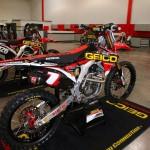 GEICO Honda Race Shop