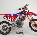 2015 Honda CRF250 | Lucas Oil Replica