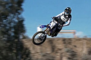RAW: Mitchell Harrison Testing at Milestone