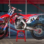 Factory Honda 2016 | The Bikes