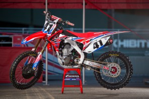 Factory Honda 2016 | The Bikes