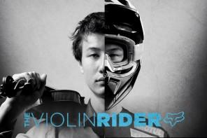 The violin rider | Brian Hsu